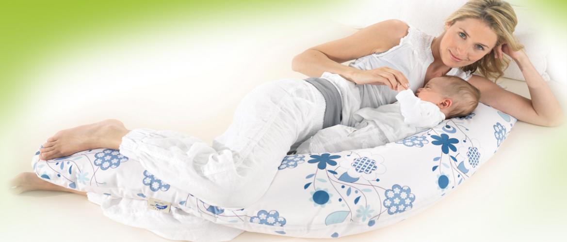 Подушки для кормления грудью и игр с малышом