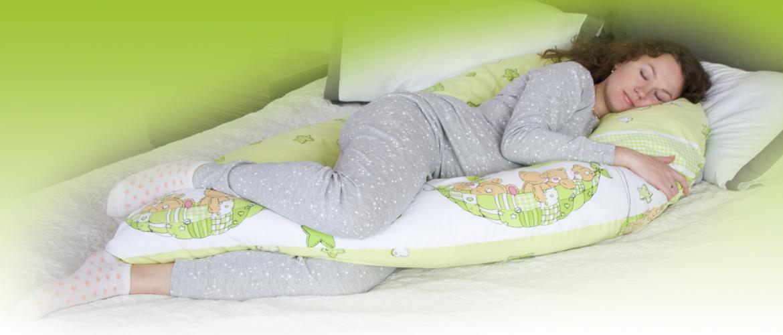Большие подушки на все тело
